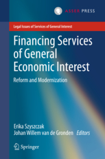 Financing Services of General Economic Interest - Reform and Modernization